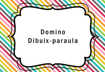 Domino Dibuix - Paraula