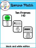 Domino Match  - Ten Frames