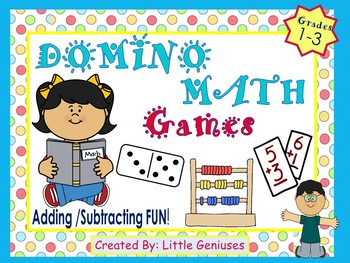 First Grade Math Games Are Motivating and Fun