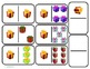 "Domino Math with ""Presents"" Theme/Matching/One to One Corr"