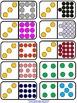 Domino 1-2 Digit Add/Multiply Game-Printable 1-15 Dominoes