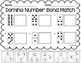 Domino Number Bond Match, Cut and Paste- Common Core Align