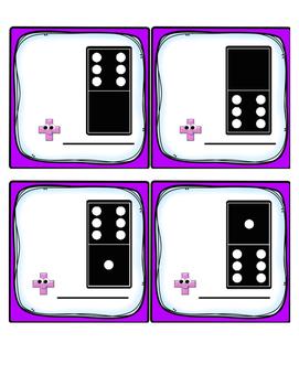 Domino Sixes Fact Fluency
