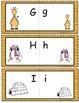 Domino des lettres  (Letter Recognition & Identification a