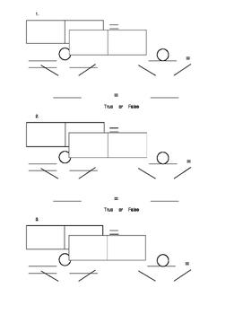 Dominoe True False Balancing Equations