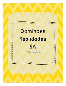 Dominoes (Realidades 1 - 6A)