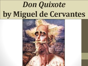 Don Quixote Overview Presentation