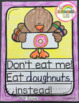 Don't Eat Me! Persuasive Writing Activity for Thanksgiving