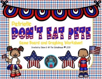 Don't Eat Pete Game - Patriotic