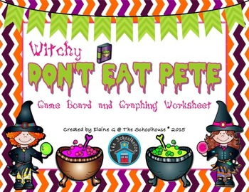 Don't Eat Pete Game - Witch