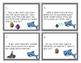 Don't Eat the Teacher Comprehension Task Cards