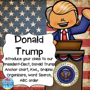 Donald Trump Mini Unit / Presidential Inauguration