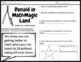 Donald in Mathmagic Land - Video Worksheet & Word search Puzzles