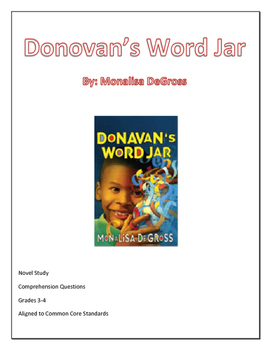 Donovan's Word Jar