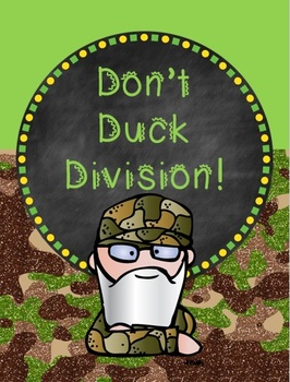 Division Review Game - Don't Duck Division