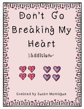 Don't Go Breaking My Heart