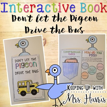 Don't Let the Pigeon Drive the Bus Interactive Book