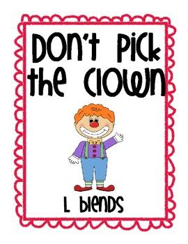 "L Blends ""Don't Pick the Clown"""