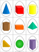 Don't Put All Your Eggs In One Basket (Spring Math and Lit