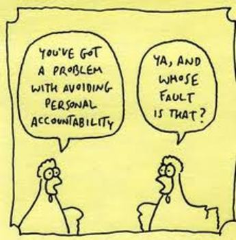 Don't Tell Me What to Do! - Piece 7, Responsibility & Acco