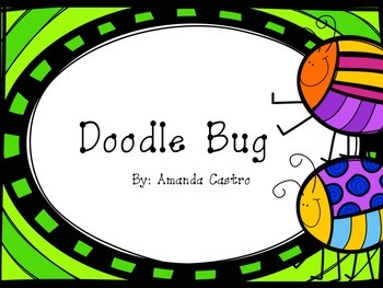 Doodle Bug Station - Developing schema and vocabulary