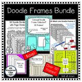 Doodle Frames Mega Bundle!