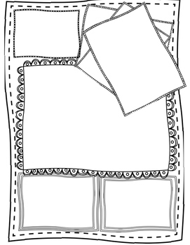 Doodle Note Template