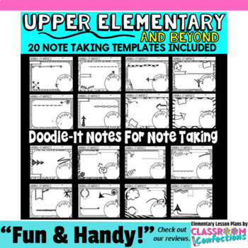 Doodle Notes: Templates