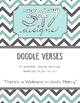 Doodle Verse: Wideness in God's Mercy
