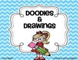 Doodles & Drawings book for Writer's Workshop