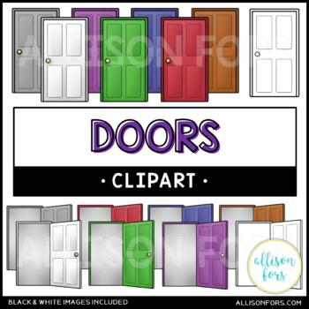 Doors Clip Art