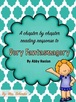 Dory Fantasmagory Book Companion