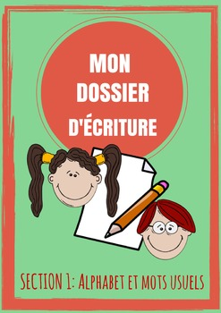 Dossier d'écriture - Section 1 - Fiches de resources