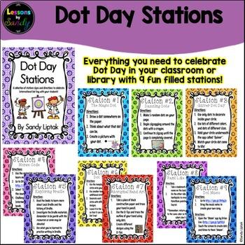 Dot Day Stations