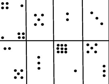 Dot Image Flash Cards