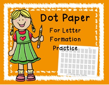Dot Paper for Handwriting