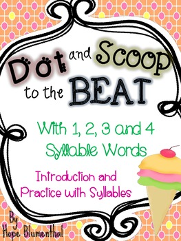 Dot and Scoop to the Beat! Introduction and Practice with