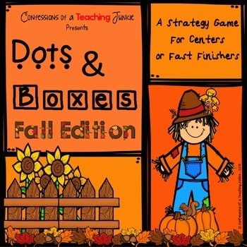 Dots and Boxes - FALL Edition