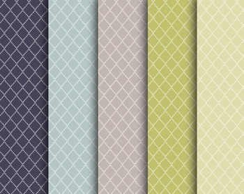 Dotted Diamond Papers, Digital Papers, Dotted Diamond Pape