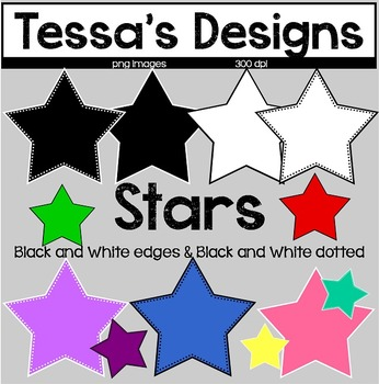 Dotted Stars