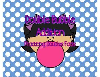 Double Bubble Adding Doubles