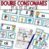 Double Consonant Endings SS, ZZ, LL, FF