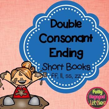 Double Consonant Endings-Short Books