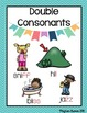 Double Consonant and -ck Digraph Activities