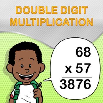 Double Digit Multiplication Worksheet Maker - Create Infin