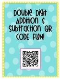 Double Digit QR Code Fun! (No Regrouping)