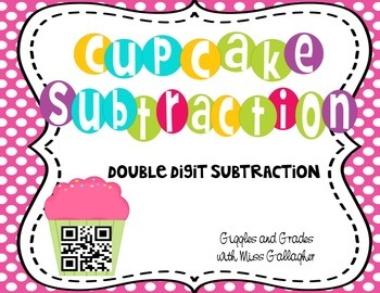 Double Digit Subtraction (no regrouping)