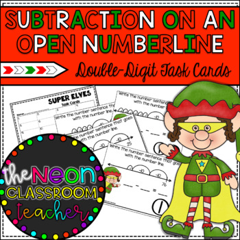 Double-Digit Subtraction on an Open Numberline Roam the Ro