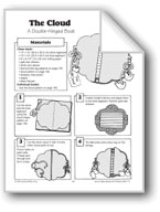 Double-Hinged Book - The Cloud