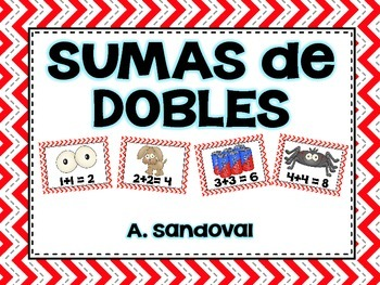 Double Posters in Spanish and English